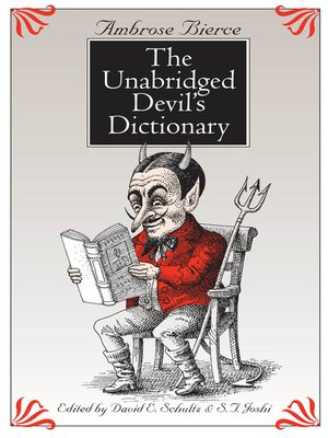 cover image of The Unabridged Devil's Dictionary